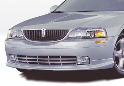 LS - Front Bumper - VIS Racing - Lincoln LS VIS Racing Custom LSC Front Lip - Polyurethane - 890529