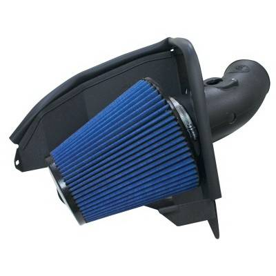 Air Intakes - Oem Air Intakes - aFe - Ford F350 aFe MagnumForce Pro-Dry-S Stage 2 Air Intake System - 51-30392
