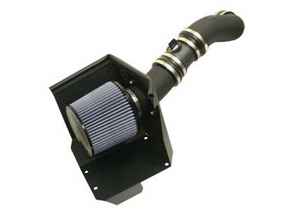 Air Intakes - Oem Air Intakes - aFe - Chevrolet Suburban aFe MagnumForce Pro-Dry-S Stage 2 Air Intake System - 51-31072