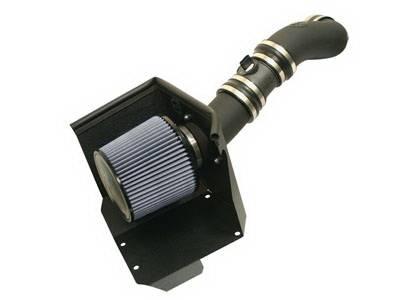 Air Intakes - Oem Air Intakes - aFe - Chevrolet Tahoe aFe MagnumForce Pro-Dry-S Stage 2 Air Intake System - 51-31072