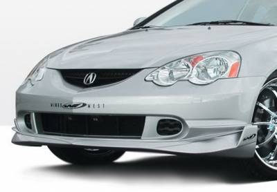 RSX - Front Bumper - Wings West - Acura RSX Wings West G5 Series Front Air Dam - 890639
