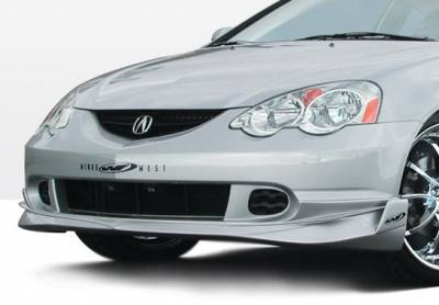 RSX - Front Bumper - VIS Racing - Acura RSX VIS Racing G5 Series Front Lip - Polyurethane - 890639