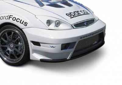 Focus 4Dr - Front Bumper - VIS Racing - Ford Focus VIS Racing WRC Front Bumper - 890840