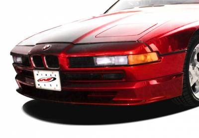 8 Series - Front Bumper - VIS Racing - BMW 8 Series VIS Racing W-Type Front Lip - 4929012