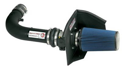 Air Intakes - Oem Air Intakes - aFe - Ford F150 aFe MagnumForce Pro-5R Stage 2 Air Intake System - 54-10082