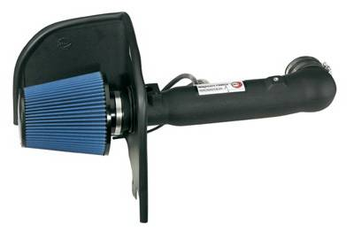 Air Intakes - Oem Air Intakes - aFe - Toyota Tundra aFe MagnumForce Pro-5R Stage 2 Air Intake System - 54-10102