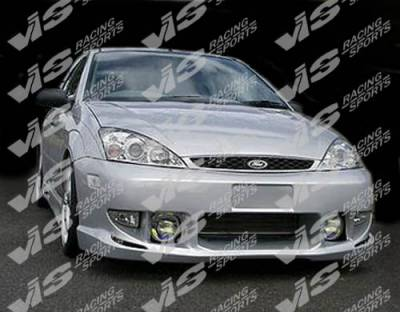 Focus 4Dr - Front Bumper - VIS Racing - Ford Focus VIS Racing Tracer Front Bumper - 00FDFOC2DTRA-001