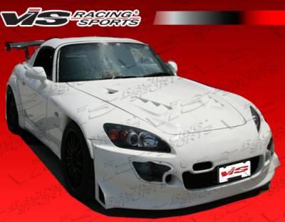 S2000 - Front Bumper - VIS Racing - Honda S2000 VIS Racing SP Front Bumper - 00HDS2K2DSP-001