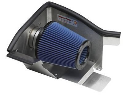 Air Intakes - Oem Air Intakes - aFe - Ford F350 aFe MagnumForce Pro-5R Stage 1 Air Intake System - 54-10261