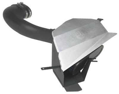 Air Intakes - Oem Air Intakes - aFe - Ford Mustang aFe MagnumForce Pro-5R Stage 2 Air Intake System - 54-10292