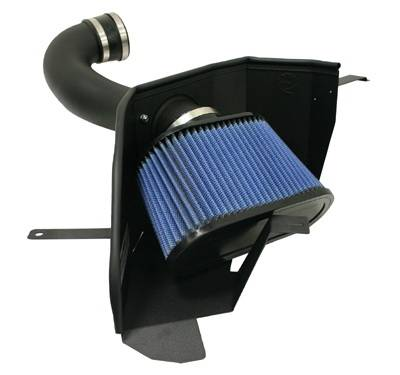 Air Intakes - Oem Air Intakes - aFe - Ford Mustang aFe MagnumForce Pro-5R Stage 2 Air Intake System without Cover - 54-10293