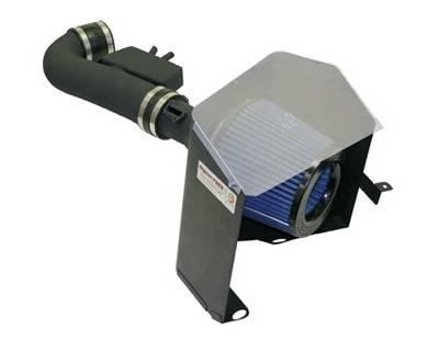 Air Intakes - Oem Air Intakes - aFe - Nissan Armada aFe MagnumForce Pro-5R Stage 2 Air Intake System - 54-10312