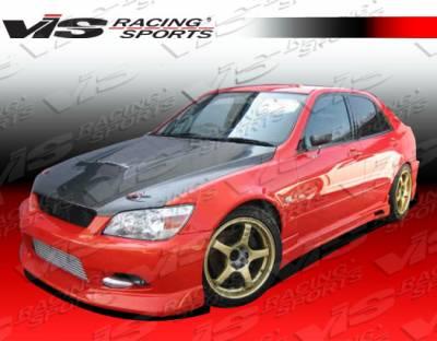 IS - Front Bumper - VIS Racing - Lexus IS VIS Racing Tracer Front Bumper - 00LXIS34DTRA-001