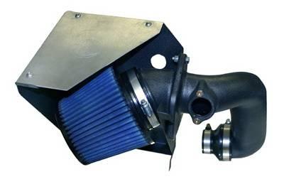 Air Intakes - Oem Air Intakes - aFe - Audi A4 aFe MagnumForce Pro-5R Stage 2 Air Intake System - 54-10322