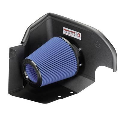 Air Intakes - Oem Air Intakes - aFe - Ford F250 aFe MagnumForce Pro-5R Stage 1 Air Intake System - 54-10331