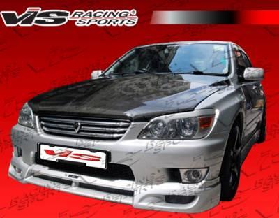 IS - Front Bumper - VIS Racing - Lexus IS VIS Racing Wize Front Lip - 00LXIS34DWIZ-011