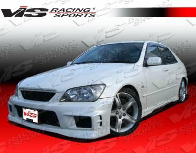 IS - Front Bumper - VIS Racing - Lexus IS VIS Racing Werk Front Bumper - 00LXIS34DWK-001