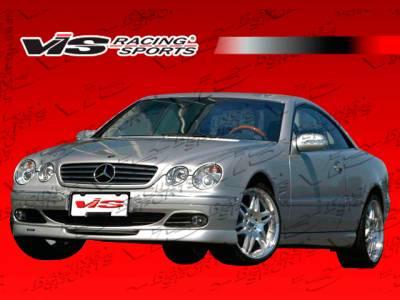 CL Class - Front Bumper - VIS Racing - Mercedes-Benz CL Class VIS Racing B-Spec Front Bumper - 00MEW2152DBSC-001