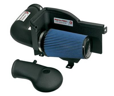 Air Intakes - Oem Air Intakes - aFe - Dodge Dakota aFe MagnumForce Pro-5R Stage 2 Air Intake System - 54-10362