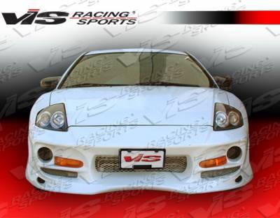 Eclipse - Front Bumper - VIS Racing - Mitsubishi Eclipse VIS Racing Ballistix Front Bumper - 00MTECL2DBX-001