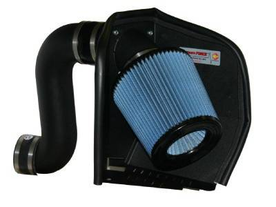 Air Intakes - Oem Air Intakes - aFe - Dodge Dakota aFe MagnumForce Pro-5R Stage 2 Air Intake System - 54-10412
