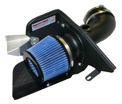 aFe - BMW 3 Series aFe MagnumForce Pro-5R Stage 2 Air Intake System - 54-10462
