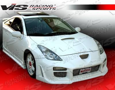 Celica - Front Bumper - VIS Racing - Toyota Celica VIS Racing Octane Front Bumper - 00TYCEL2DOCT-001