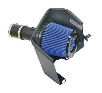 Air Intakes - Oem Air Intakes - aFe - Nissan Xterra aFe MagnumForce Pro-5R Stage 2 Air Intake System - 54-10492