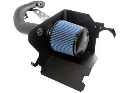 Air Intakes - Oem Air Intakes - aFe - Ford F150 aFe MagnumForce Pro-5R Stage 2 Air Intake System - 54-10512