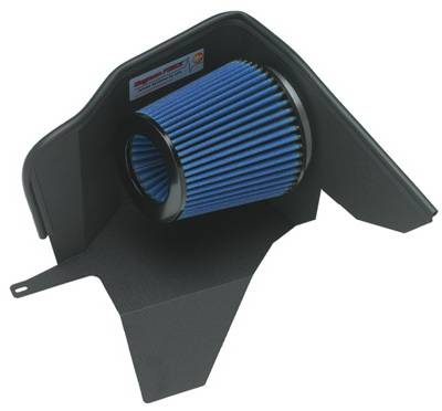 Air Intakes - Oem Air Intakes - aFe - BMW 5 Series aFe MagnumForce Pro-5R Stage 1 Air Intake System - 54-10671