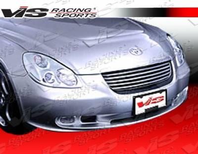 SC - Front Bumper - VIS Racing - Lexus SC VIS Racing Techno R Front Bumper - 01LXSC42DTNR-001