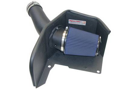 Air Intakes - Oem Air Intakes - aFe - Ford F250 aFe MagnumForce Pro-5R Stage 2 Air Intake System - 54-10792