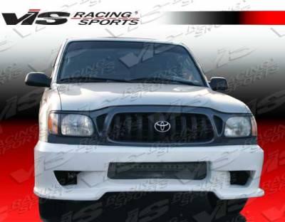 Tacoma - Front Bumper - VIS Racing - Toyota Tacoma VIS Racing Outlaw-1 Front Bumper - 01TYTAC2DOL-001