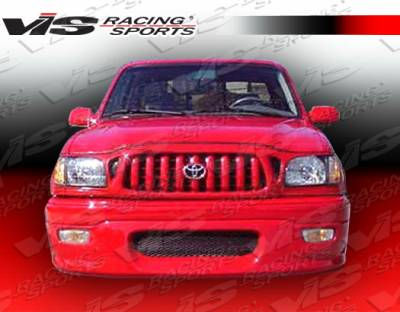 Tacoma - Front Bumper - VIS Racing - Toyota Tacoma VIS Racing Techno R Front Lip - 01TYTAC2DTNR-011
