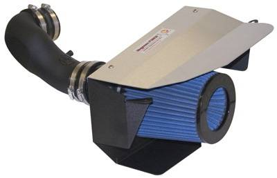 Air Intakes - Oem Air Intakes - aFe - Cadillac CTS aFe MagnumForce Pro-5R Stage 2 Air Intake System - 54-10892