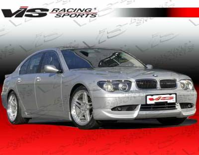 7 Series - Front Bumper - VIS Racing - BMW 7 Series VIS Racing A Tech Front Lip - 02BME654DATH-011