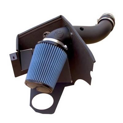 Air Intakes - Oem Air Intakes - aFe - Chrysler 300 aFe MagnumForce Pro-5R Stage 2 Air Intake System - 54-10922