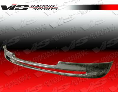 Cooper - Front Bumper - VIS Racing - Mini Cooper VIS Racing Euro Tech Carbon Fiber Front Lip - 02BMMC2DET-011C