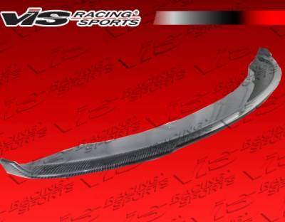 Cooper - Front Bumper - VIS Racing - Mini Cooper VIS Racing V-Max Carbon Fiber Front Lip - 02BMMCS2DVMAX-011C