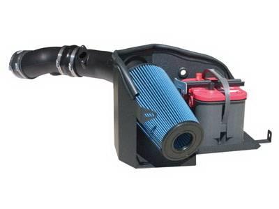 Air Intakes - Oem Air Intakes - aFe - Ford F250 aFe MagnumForce Pro-5R Stage 2 EX Air Intake System - 54-11022