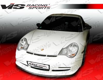 911 - Front Bumper - VIS Racing - Porsche 911 VIS Racing D3 Front Bumper - 02PS9962DD3-001