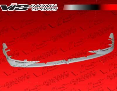 WRX - Front Bumper - VIS Racing - Subaru WRX VIS Racing STI Front Lip - 02SBWRX4DSTI-011
