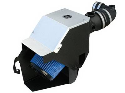 Air Intakes - Oem Air Intakes - aFe - Ford F250 aFe MagnumForce Pro-5R Stage 2 Air Intake System - 54-11262