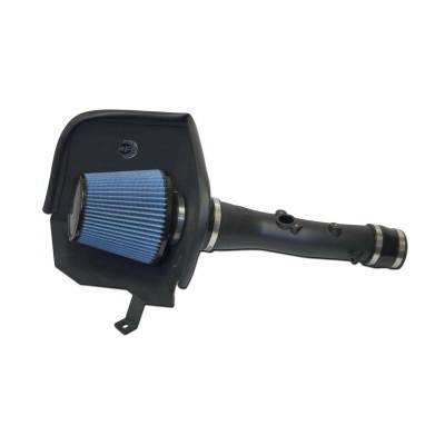 Air Intakes - Oem Air Intakes - aFe - Toyota Tacoma aFe MagnumForce Pro-5R Stage 2 Air Intake System - 54-11352