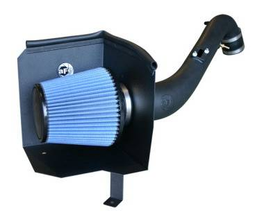 Air Intakes - Oem Air Intakes - aFe - Toyota Tacoma aFe MagnumForce Pro-5R Stage 2 Air Intake System - 54-11382