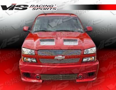 Silverado - Front Bumper - VIS Racing - Chevrolet Silverado VIS Racing Phoenix Front Bumper - 03CHSIL2DPHX-001