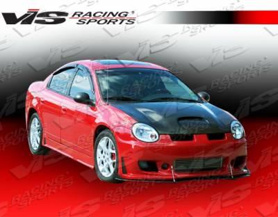 Neon 4Dr - Front Bumper - VIS Racing - Dodge Neon 4DR VIS Racing TSC-3 Front Bumper - 03DGNEO4DTSC3-001