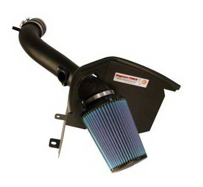 Air Intakes - Oem Air Intakes - aFe - Toyota Tacoma aFe MagnumForce Pro-5R Stage 2 Air Intake System - 54-11502