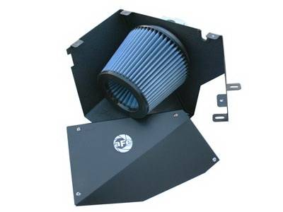 Air Intakes - Oem Air Intakes - aFe - BMW Z4 aFe MagnumForce Pro-5R Stage 1 Air Intake System - 54-11521