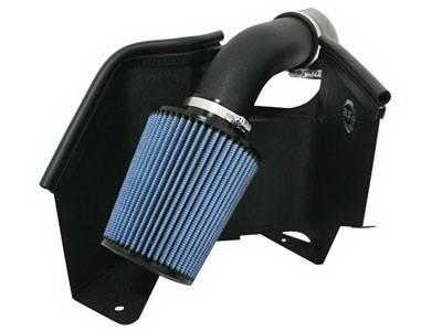 Air Intakes - Oem Air Intakes - aFe - Jeep Cherokee aFe MagnumForce Pro-5R Stage 2 Air Intake System with ABS Module - 54-11552